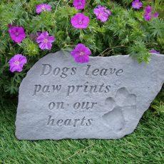 dogs paw prints 60220